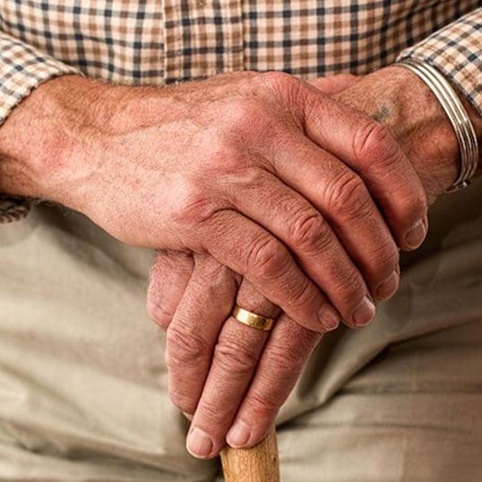 hogares de ancianos